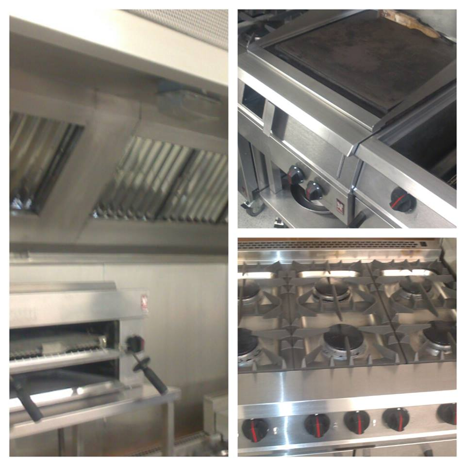 deep kitchen cleaning newcastle