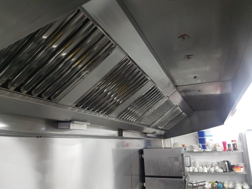 Extractor Hood Cleaning Harrogate